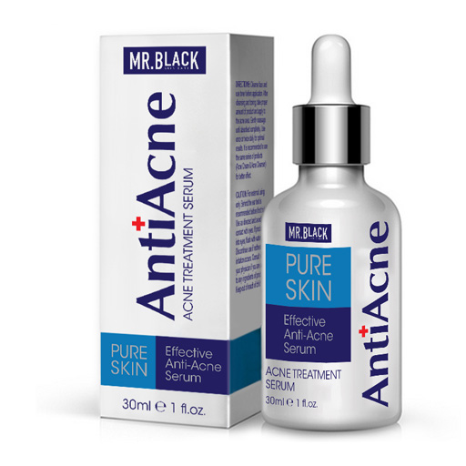 Mr Black Anti Acne Serum