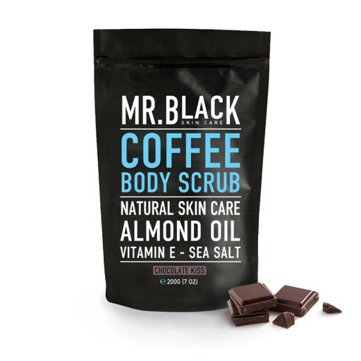 Mr.Black Čokolada piling za telo
