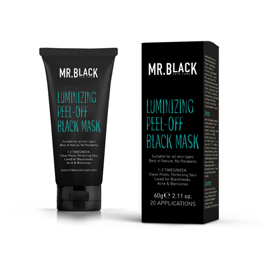 Mr Black Luminizing Peel Off Black Mask
