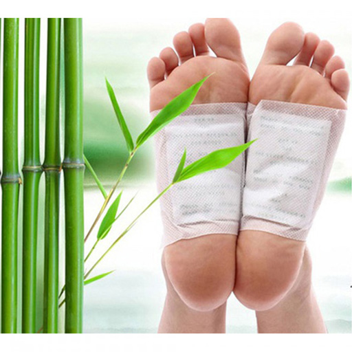 DETOX GOLD Foot Pads – Jastučići za detoksikaciju