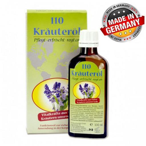 Kräuteröl 110 ulje (100ml)