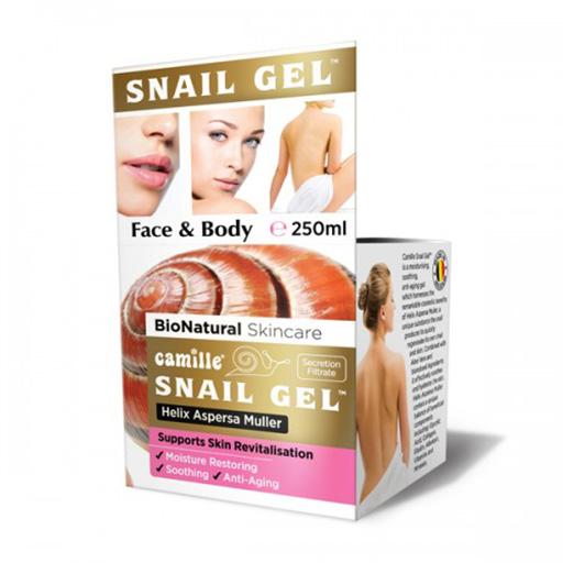 Camille Snail Gel (250ml)